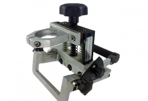 Holder for Pneumatic wet grinder with adapter