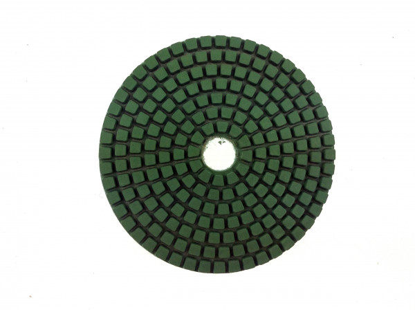 Polishing pads (wet) Ø 125mm thickness 3,5mm