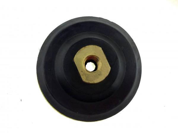 Aufnahmeteller aus Gummi (Hart)