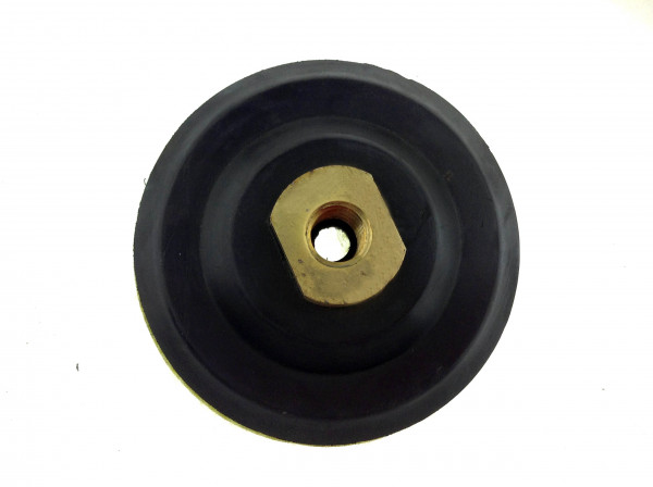 Rubber Backer Pads (Flexible)