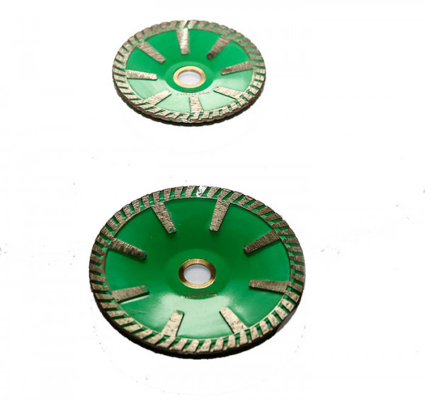 Diamond Curved Cutting Blade without segments