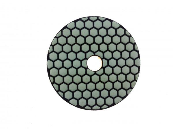 Polierpads (trocken) Ø 100mm Dicke 3,5mm