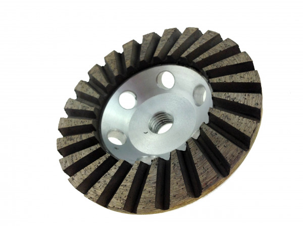Turbo Cup Wheels with aluminum core
